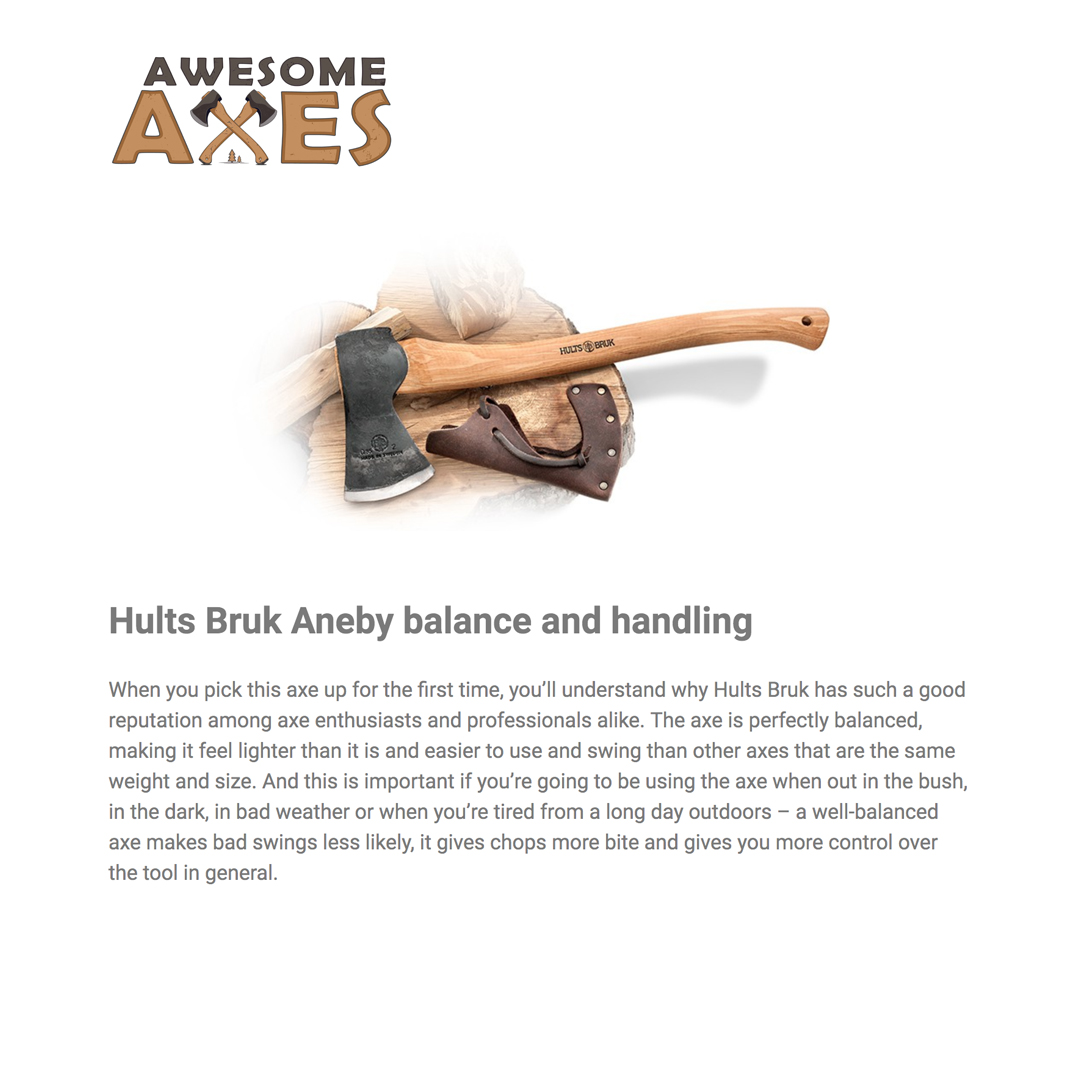 Awesome Axes HB