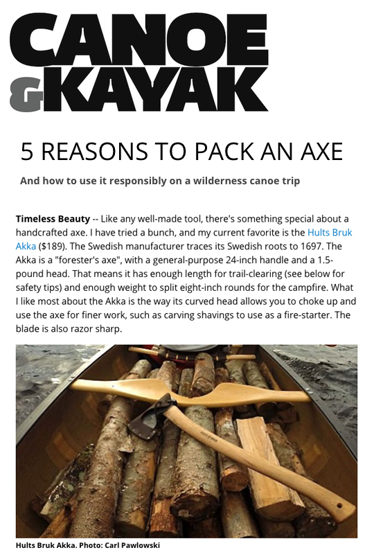 Canoe Akka