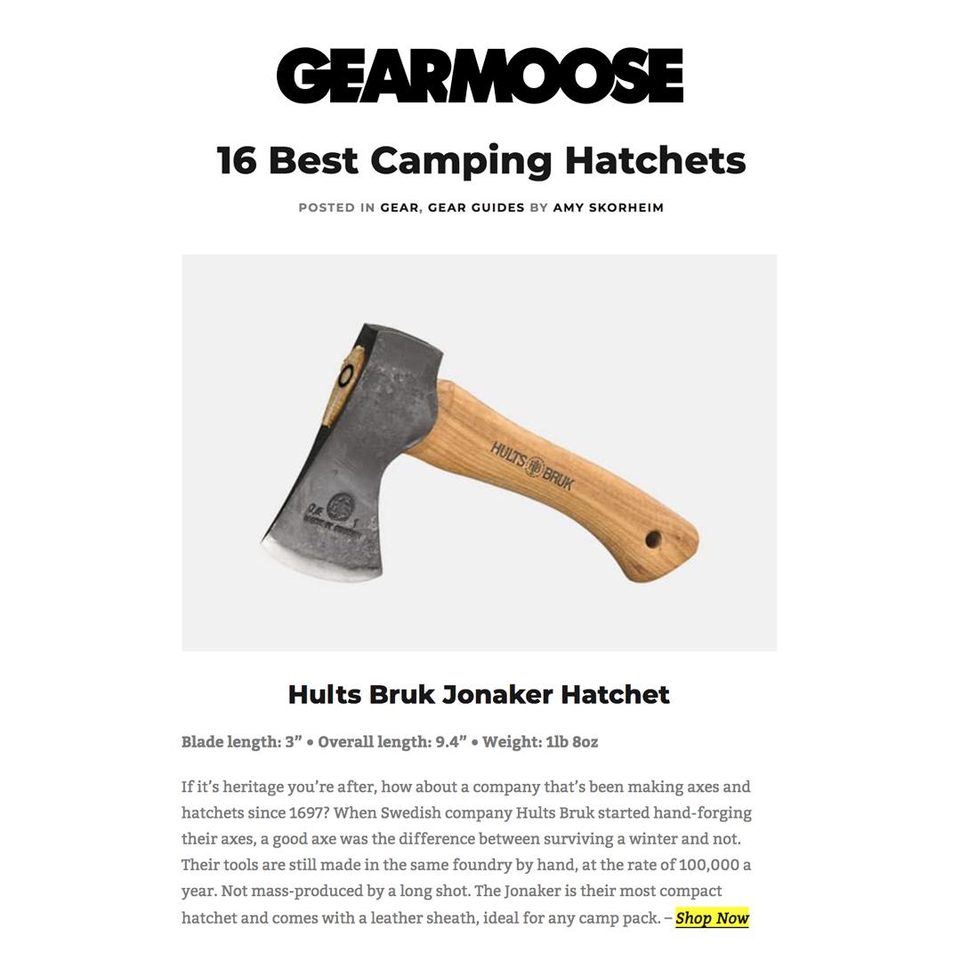 Hults Bruk Gear Moose